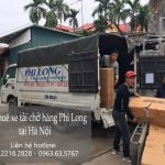 Dịch vụ taxi tải Phi Long tại phố Nguyễn Hiền