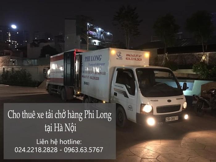 Taxi tải Phi Long tại phố Mai Dịch