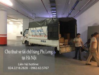 Taxi tải Phi Long tại phố Thành Công