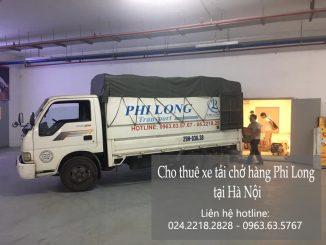 Dịch vụ taxi tải Phi Long tại phố Vọng Hà