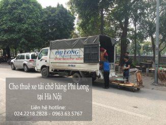 Dịch vụ taxi tải Phi Long tại phố Lê Văn Linh