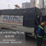 Dịch vụ taxi tải tại phố Lãn Ông