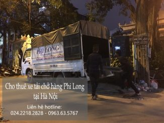 Dịch vụ taxi tải Phi Long tại đường Châu Văn Liêm