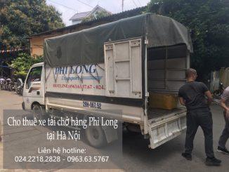 Taxi tải Phi Long tại phố Ỷ Lan