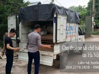Dịch vụ taxi tải Phi Long tại phố Miếu Đầm