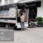 Dịch vụ taxi tải Phi Long tại phố Đại Linh