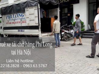 Taxi tải Phi Long tại đường Cổ Linh