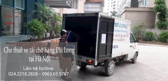 Dịch vụ taxi tải Phi Long tại phố Tân Khai