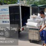 Dịch vụ taxi tải Phi long tại phố Tam Khương