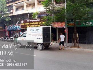 Dịch vụ thuê xe tải tại phường Hàng Gai