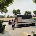 Taxi tải Phi Long chuyên nghiệp tại Đại Lộ Thăng Long