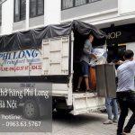 Taxi tải chuyên nghiệp Phi Long tại phố Cổ Nhuế