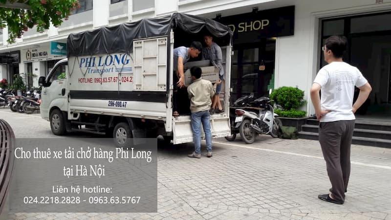 Dịch vụ taxi tải Phi long tại phường Bạch Đằng