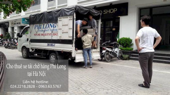 Dịch vụ taxi tải trọn gói Phi Long tại phố Bùi Xuân Phái