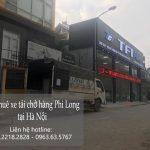 Taxi tải Phi Long giá rẻ tại phố Cao Xuân Huy