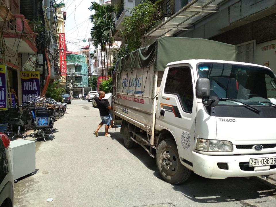 Dịch vụ taxi tải tại phường Phan Chu Trinh