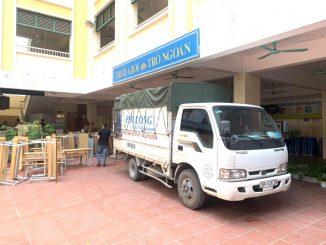 Dịch vụ taxi tải Phi Long tại phường Cửa Nam