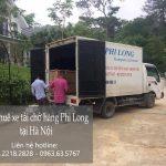 Dịch vụ xe tải Phi Long tại đường Hồ Tùng Mậu