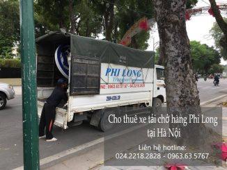 Xe tải giá rẻ trọn gói Phi Long tại phố Hoàng Tăng Bí