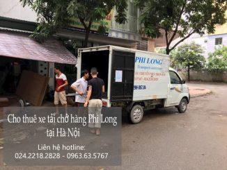 Dịch vụ taxi tải chất lượng Phi Long tại phường Trung Tự