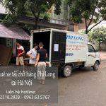 Dịch vụ taxi tải Phi Long tại phường Hoàng Văn Thụ