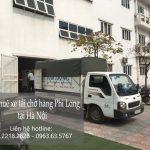 Taxi tải chất lượng giá rẻ Phi Long tại phố Mậu Lương