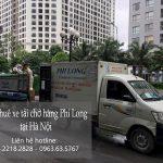 Hãng taxi tải Phi Long giá rẻ tại phố Đông Hội