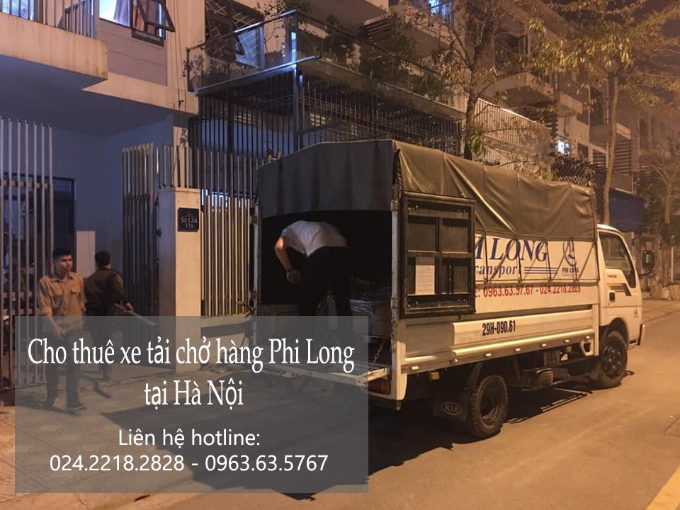 Công ty xe tải chất lượng Phi Long tại phố Cao Bá Quát