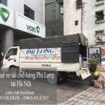 Dịch vụ taxi tải Phi Long tại phường Liên Mạc