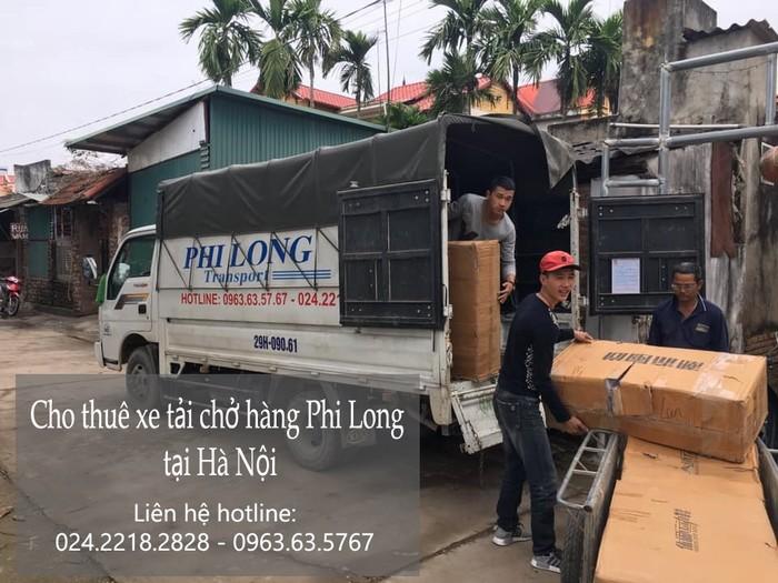 Taxi tải giá rẻ Phi Long phố Độc Lập