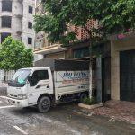 Dịch vụ vận chuyển hàng hóa tại xã Võng La