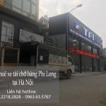 Taxi tải giảm giá 20% Phi Long phố Láng Hạ