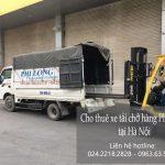 Công ty xe tải chở hàng giá rẻ Phi Long phố Hoàng Hoa Thám