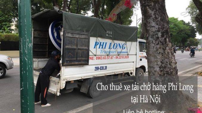 Hãng xe tải giá rẻ Phi Long đường Trần Quang Khải