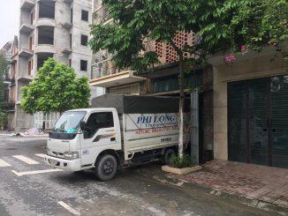 Dịch vụ taxi tải tại xã Phụng Châu