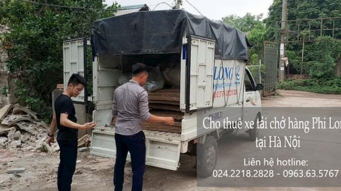 Dịch vụ taxi tải tại xã Đồng Tháp