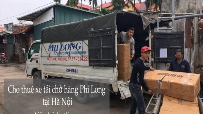 Chở hàng chất lượng Phi Long phố Đình Ngang