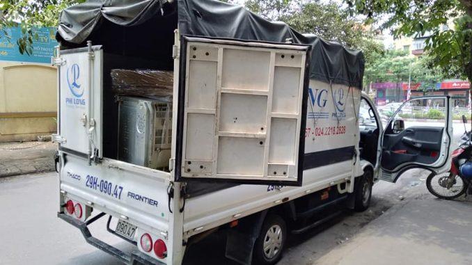 Vận tải uy tín chất lượng Phi Long phố Trần Bình