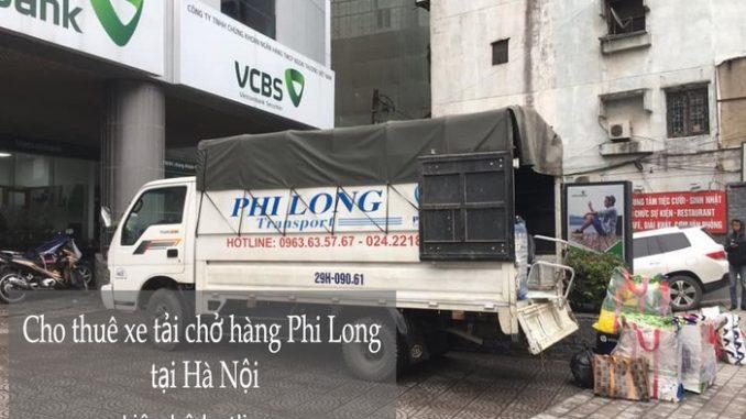 Dịch vụ taxi tải Phi Long tại đường Quang Lai