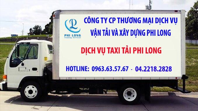 Vận tải chất lượng cao Phi Long phố Khương Thượng