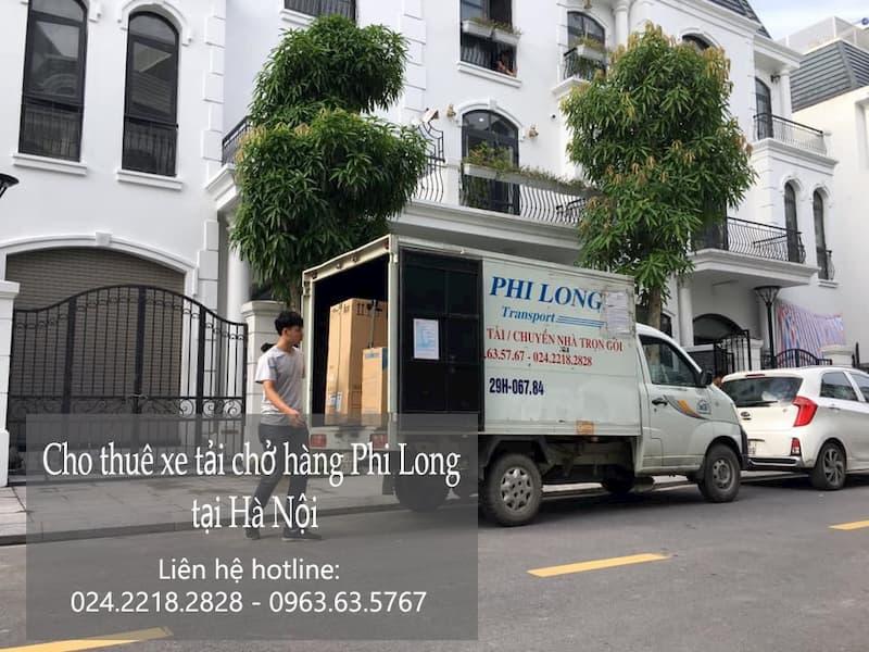 Vận tải giá rẻ chất lượng Phi Long phố Kim Mã