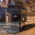 Dịch vụ taxi tải Hà Nội của Phi Long tại đường Phú Đô