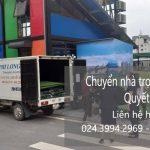 Dịch vụ taxi tải Phi Long tại phường Thượng Thanh