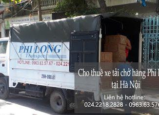 Dịch vụ taxi tải tại đường hưng thịnh