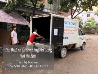 Dịch vụ taxi tải Phi Long tại đường bắc cầu