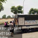 dịch vụ taxi tải tại đường bát khối