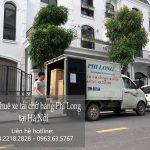 Dịch vụ taxi tải tại đường gia quất