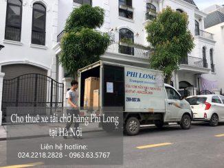 Dịch vụ taxi tải giá rẻ tại đường Lệ Mật