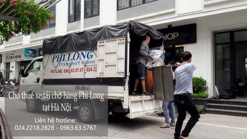 Dịch vụ taxi tải Phi long tại đường gia quất