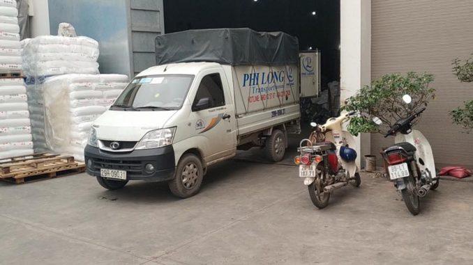 thuê xe tải 500 kg tại đường lưu khánh đàm